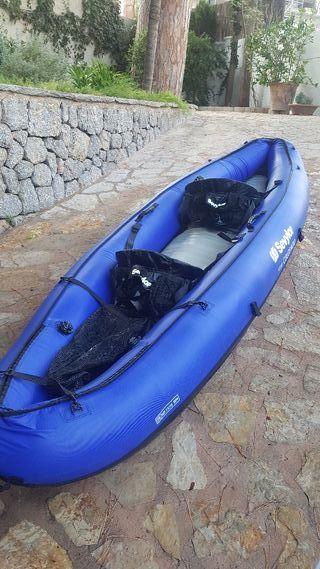 Kayak hinchable Sevylor Colorado