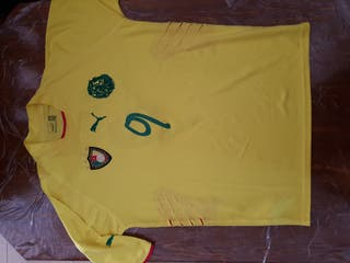 camiseta Camerún puma