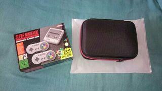 Super Nintendo Mini + Bolso (ENVIO INCLUIDO)