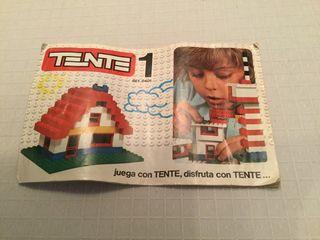 Catálogo Tente 1