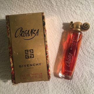 Oferta! Perfume ORGANZA de GIVENCHY v. actual
