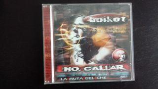 CD Boikot - No Callar