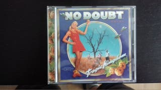 CD No doubt - Tragic Kingdom