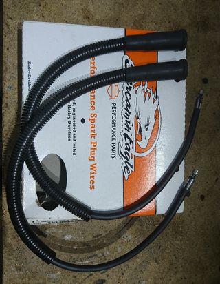cables bobinas/bujías HD sportster 883