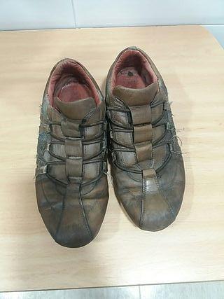 Zapatos termans de segunda mano por 25 € en Castelldefels en