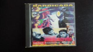 2 CD-s de Barricada