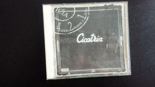 2 CD-s de Cicatriz