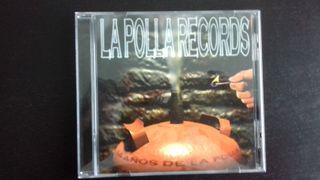 CD La Polla Records - 10 Años de la Polla