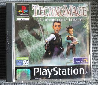 TechnoMage - Playstation 1