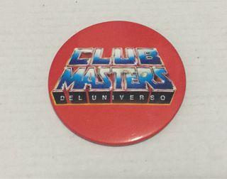 Pins chapa club master del universo años 90