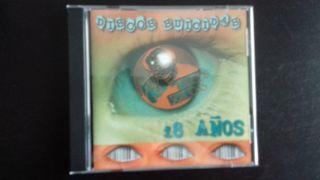 CD 18 Años de discos Suicidas