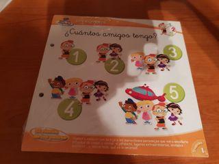 Libro infantil infantil