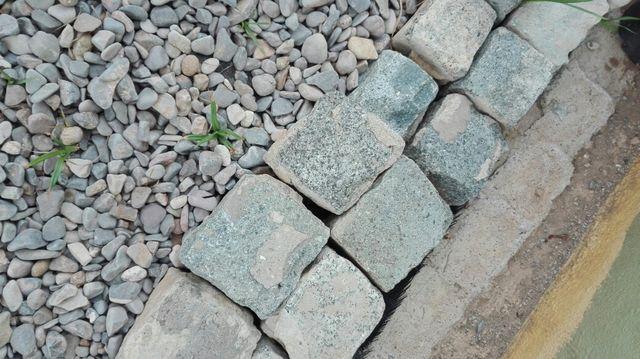 Jard n piedra decorativa de segunda mano en la presa en wallapop - Piedra decorativa jardin ...