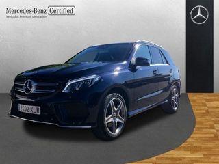 MERCEDES-BENZ GLE 350 d 4M SUV