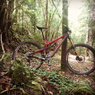 Bici enduro negociable