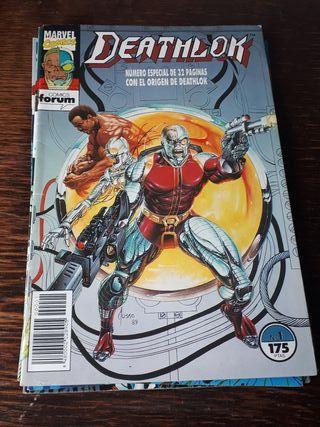9 comics de Deathlok