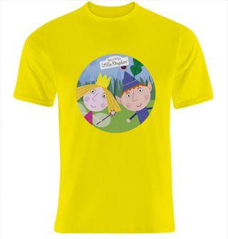 Camiseta para niñ@s Nueva Little Kingdom y mas