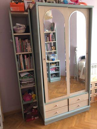 Mobiliario habitación juvenil