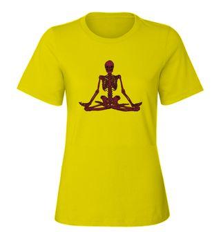 Camiseta skeleton yoga NUEVA elige talla y color