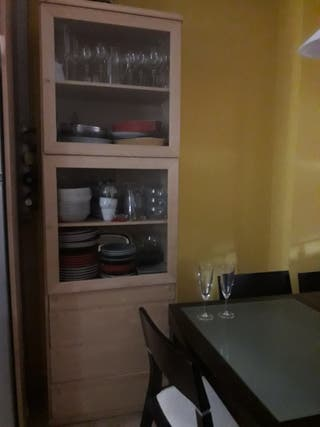 Mueble Ikea comedor de segunda mano en Madrid en WALLAPOP
