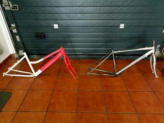 Cuadros de bicicleta