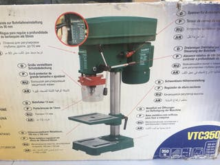 Taladro columna CASALS VTC350