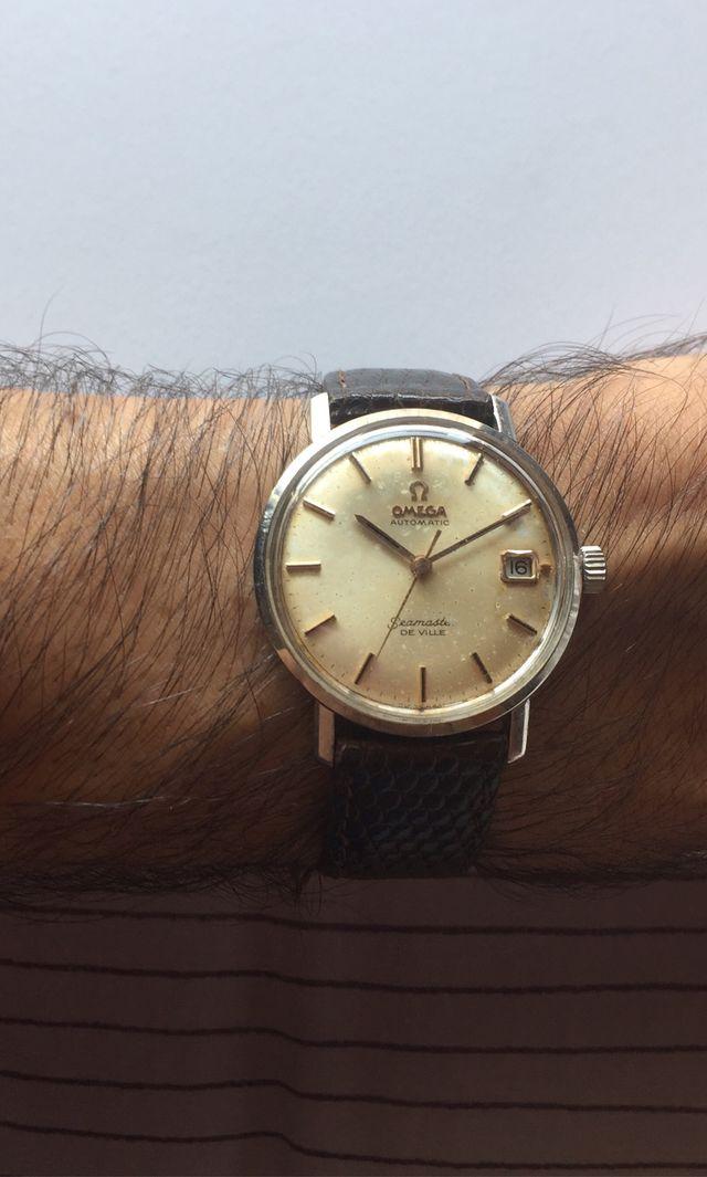 Reloj Omega Seamaster De Ville vintage de segunda mano por 425 € en ... 8eb1a89ef4d4