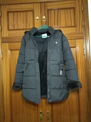 abrigo niña talla 16