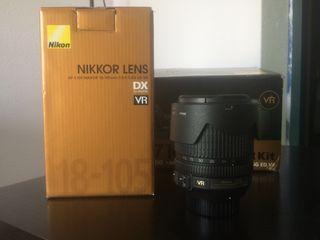 Nikon D7100+accessorios