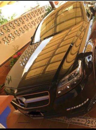 Mercedes-Benz Clase CLS 2013