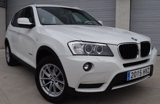 BMW X3 4x4 2.0D AUT NAVI+BIXENON+PDC...