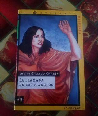 """Libro """" La llamada de los muertos"""""""