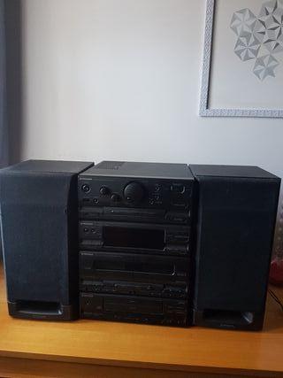 Minicadena Pioneer SX-P520
