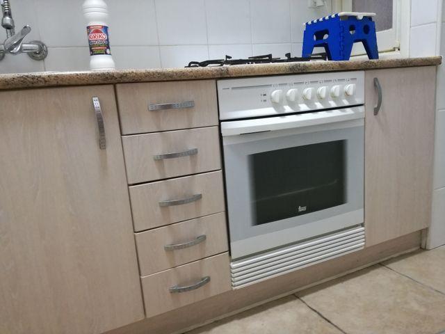 Muebles de cocina de segunda mano por 350 € en Castello/Castellon de ...