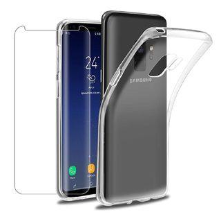 Funda+Cristal Samsung S9