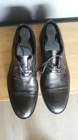 Zapatos vestir Benetton hombre Talla 45 NUEVOS de segunda