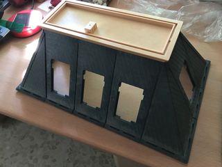 Playmobil lote tejado casa victoriana 5300