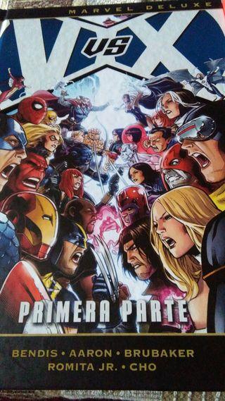 comics vengadores patrulla x