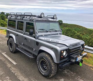 """Land rover Defender """"Limited Edition"""""""