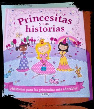 Princesitas y sus historias.