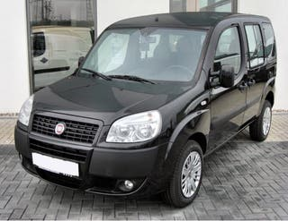 Fiat Doblo 2007