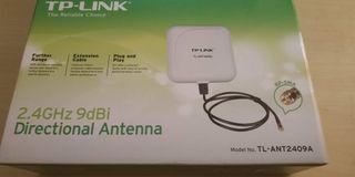 Antena direccional TP-Link TL-ANT2409A 2.4GHz 9dBi