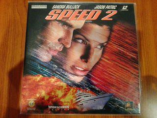 Speed 2 - LaserDisc