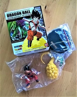 FIGURA DRAGON BALL GREATEST ARTS VOL. 1