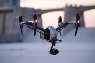 Trabajos profesionales con dron