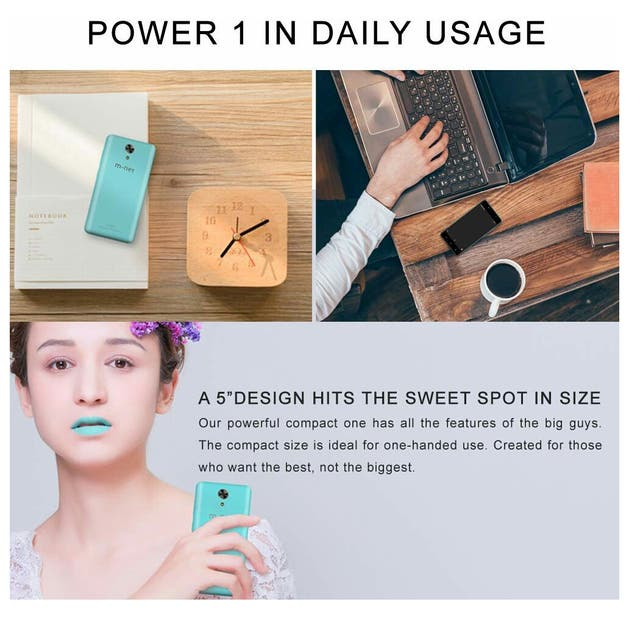 NET Power 1 Profesional Smartphone 2g\3g Teléfon de
