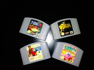 Juegos N64 Nintendo 64
