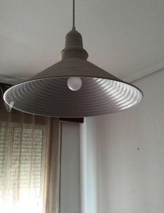 Lámparas nuevas metal