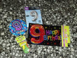 9 Cumpleaños