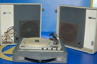 Tocadiscos Dual maleta model Bettor Mark-280